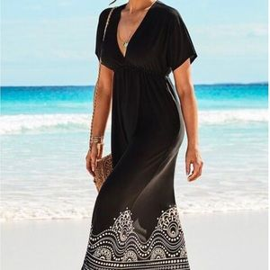 Swimsuits for all coverup maxi dress
